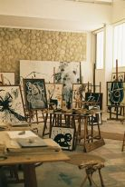 Lo studio di Joan Miró a Palma di Maiorca