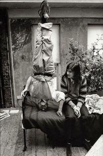Lucian Freud, 1983