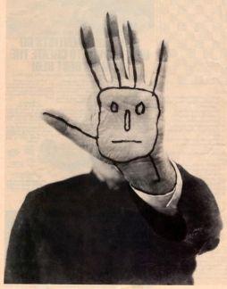 L'ultimo autoritratto di Saul Steinberg