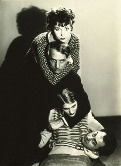 Man Ray - Marie-Berthe, Max Ernst, Lee Miller e Man Ray, 1933