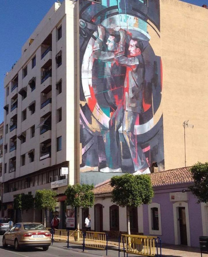 Manolo Mesa @Valencia, Spain