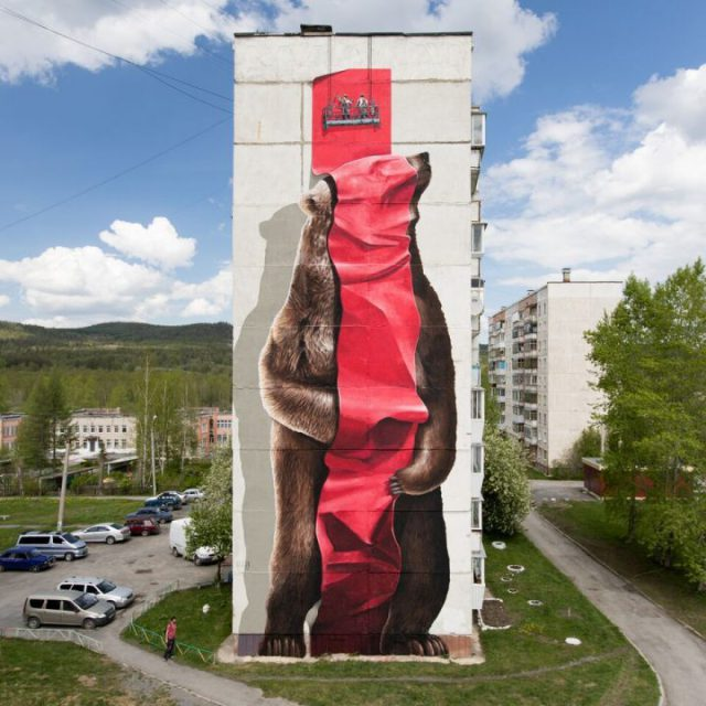 Nevercrew @Satka, Russia