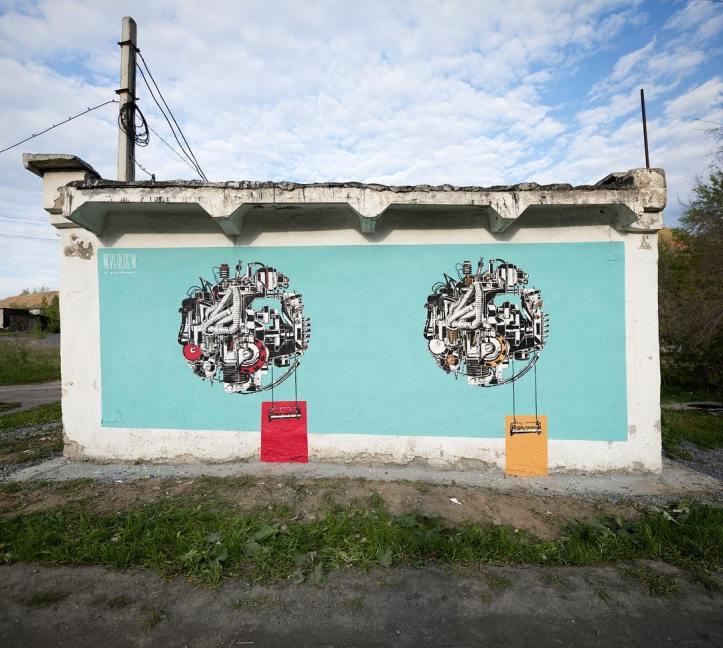 Nevercrew @Satka, Russia