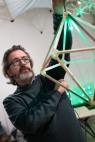 Olafur Eliasson. Foto di Francesco Galli, Courtesy La Biennale di Venezia