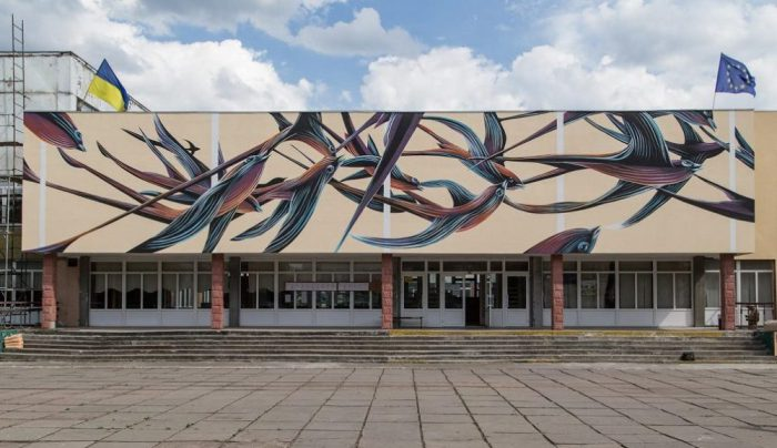 Pantonio @Cherkasy, Ukraine