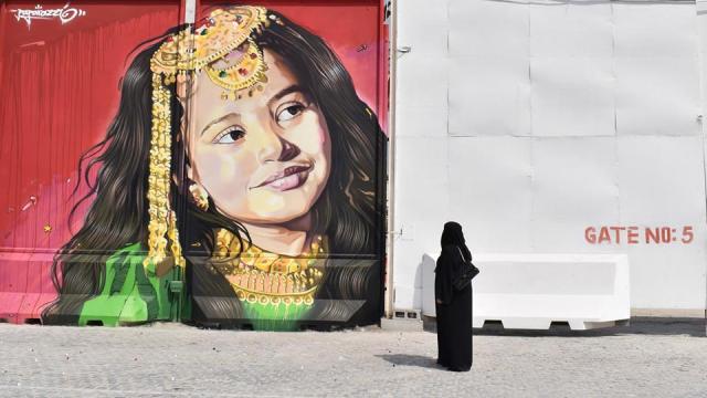 Paparazzi ART Studio @Katara Cultural Village, Qatar
