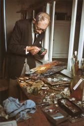 Pierre Bonnard mischia il colore