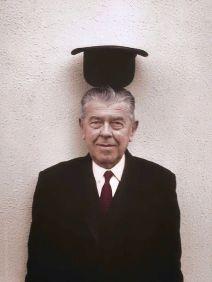 René Magritte, 1965