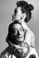 Salvador Dali e Gala – 1964