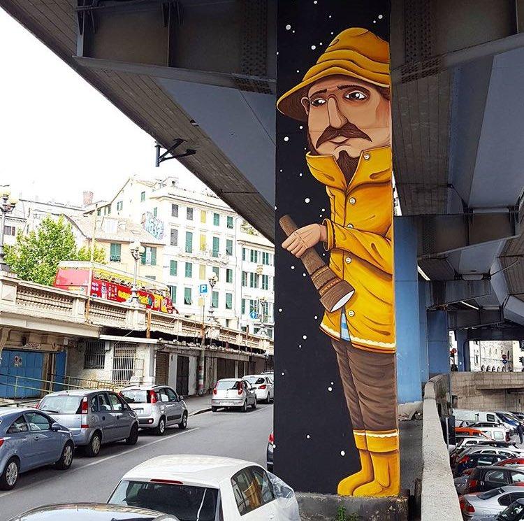 Seacreative @Genoa, Italy