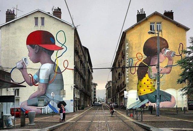 Seth Globepainter @Fontaine, France