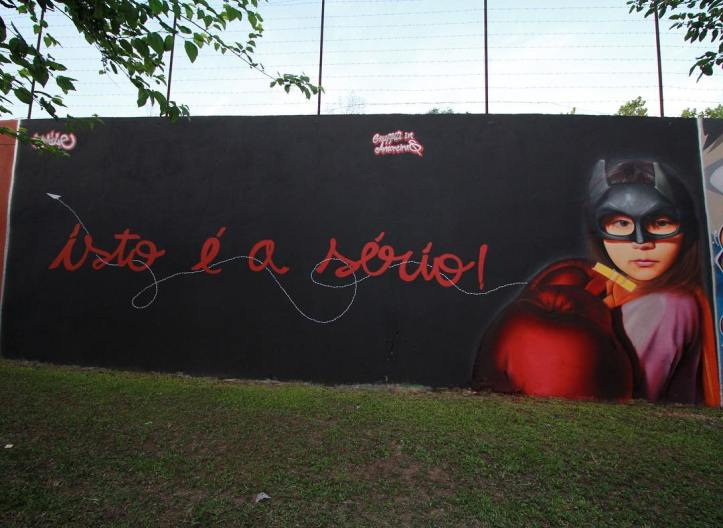 Smile1art @Lisbon, Portugal
