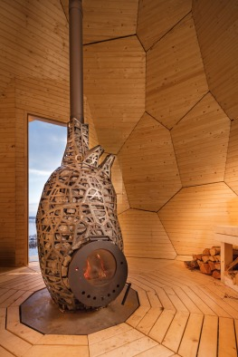Solar Egg by Bigert & Bergstrom