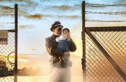 Storyboard … Cop and Baby (Passage Series), by Tracey Moffatt from her Venice show My Horizon. Photograph: Tracey Moffatt