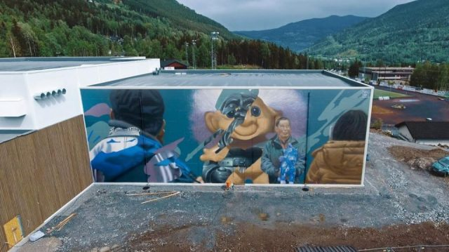Telmo Miel @Gol, Norway