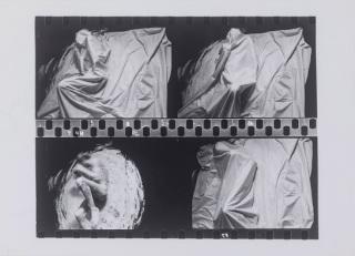 "Tibor Hajas: ""Húsfestmény / Flesh Painting VIII"", 1978"