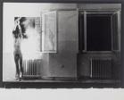 "Tibor Hajas: ""Képkorbácsolás / Image Whipping III"", 1978"