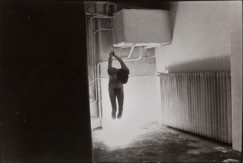 """Tibor Hajas: """"Picture Whipping"""", 1978"""