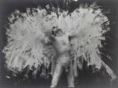 "Tibor Hajas: ""Húsfestmény / Flesh Painting V"", 1978"