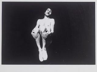 "Tibor Hajas: ""Húsfestmény / Flesh Painting VI"", 1978"