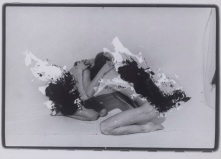 "Tibor Hajas: ""Húsfestmény / Flesh Painting IV"", 1978"