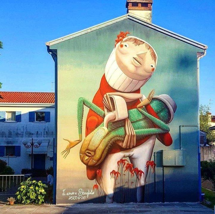Zed1 @Dolo, Italy