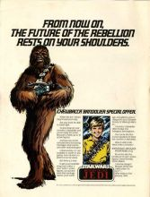 1983 - Star Wars Chewbacca