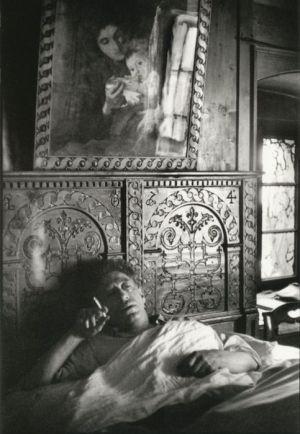 Alberto Giacometti, 1961. Fotografia di Henri Cartier Bresson