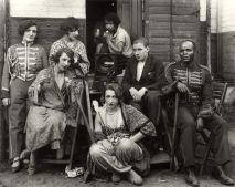 Artisti di circo, 1930