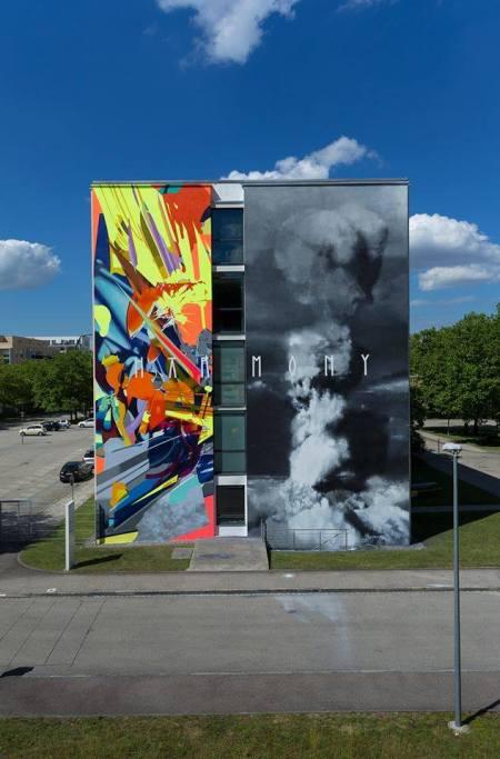 Axel Void & SatOne @Munich, Germany