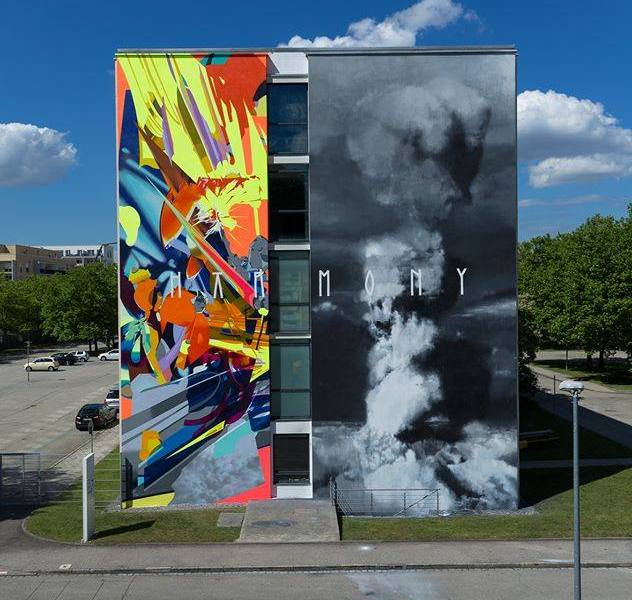 Axel Void & SatOne @Munich, Germany
