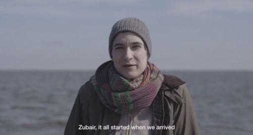Biennale Arte 2017 - Baida (2017), performance by Taus Makhacheva (Russia)