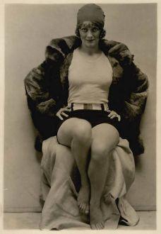 Bellezza al bagno negli anni '20