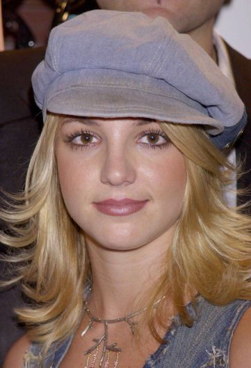 Britney Spears, New York Fashion Week, Settembre 2002