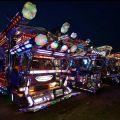Camion discoteca a Bozeman, Montana, alla vigilia di Capodanno 1979