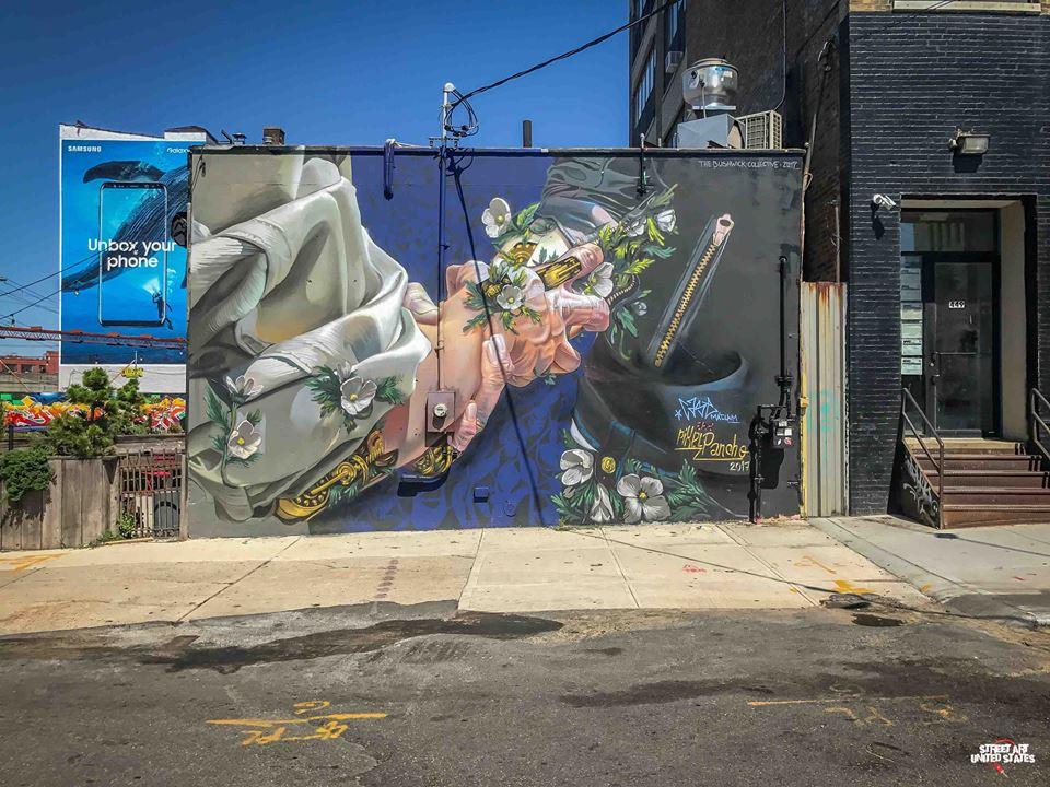 Case Maclaim & Pixel Pancho @New York, USA
