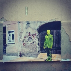 """Desert Storm"", performance di Mario Pischedda - Funivie Veloci 2017"