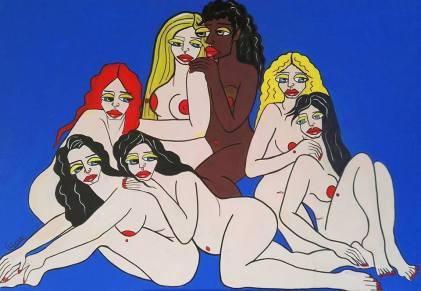 Donatella Sechi aka Dody Art