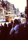 Edimburgo, in Scozia negli anni '50