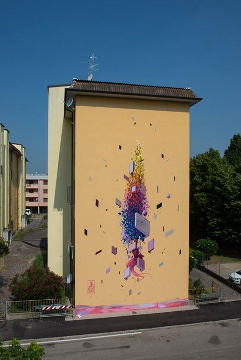 ETNIK @Mantova, Italy