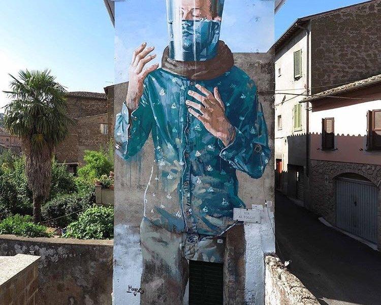 Fintan Magee @Acquapendente, Italy