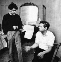 Francis Bacon e Lucian Freud