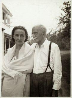 Georgia O'Keeffe e Alfred Stieglitz