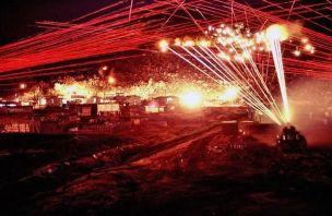 Guerra del Vietnam di notte, aprile 1970