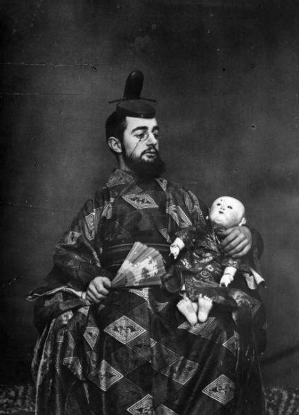 Henri de Toulouse-Lautrec by Maurice Gilbert