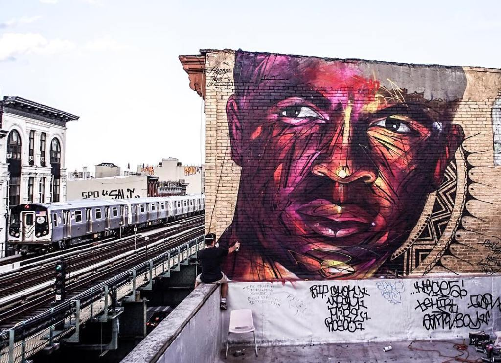 Hopare @New York, USA
