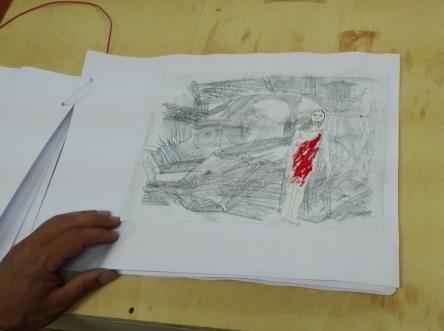 Illustrazione di Antonio Sini - Funivie Veloci 2017