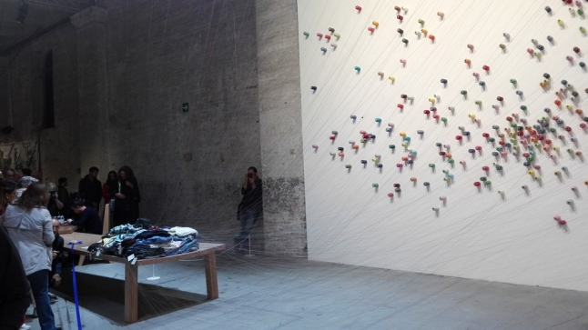 "Biennale Arte 2017 – Arsenale - ""The Mending Project"" by Lee Mingwei (Taiwan)"