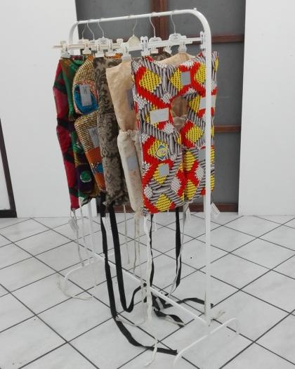 Installazione di Monica Lugas - Funivie Veloci 2017