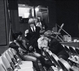 James Brown e i Rolling Stones